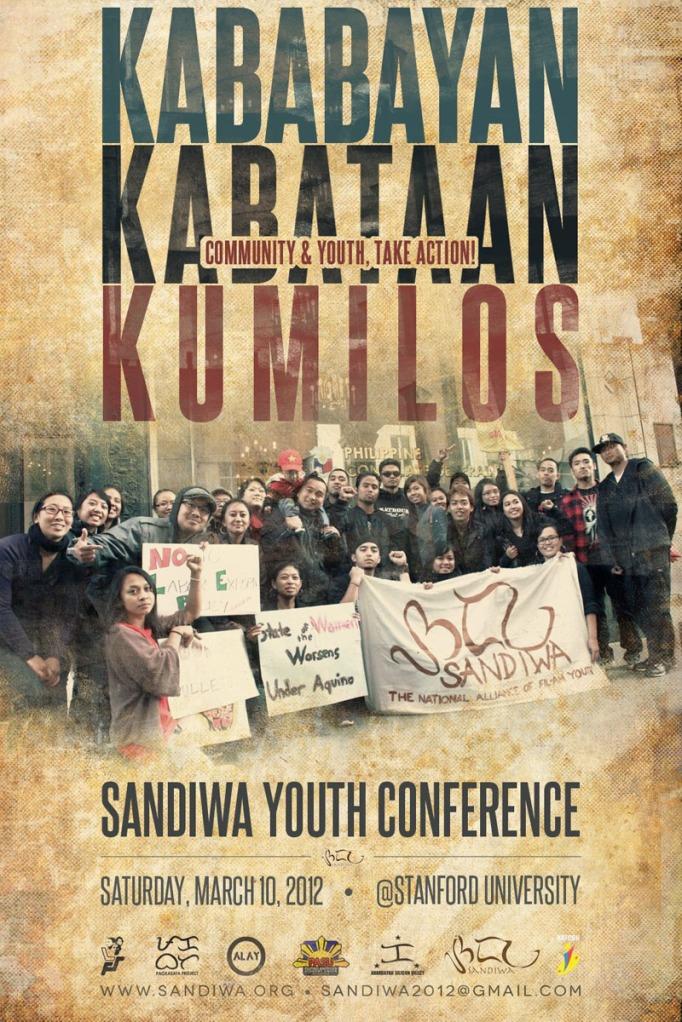Sandiwa Youth Conference 2012