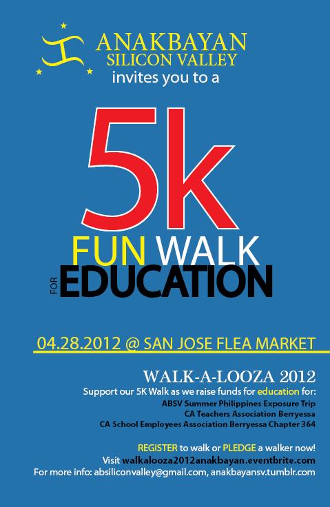 Anakbayan SV - Walk A Looza