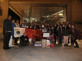 Highlights from Haiyan Candlelight Vigil in San Jose