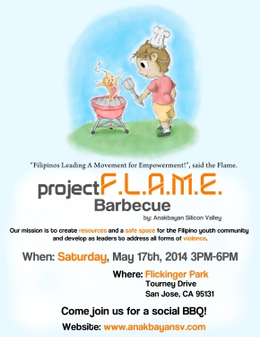 5/14: Upcoming Event- Project Flame BBQ 2.0